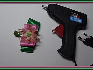 Как пользоваться клеевым пистолетом. Ярмарка Мастеров - ручная работа, handmade.