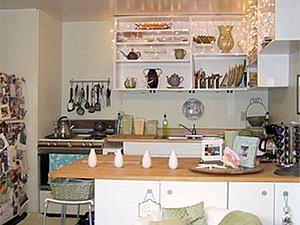 Цитрусовое Преображение Маленькой Кухни | Ярмарка Мастеров - ручная работа, handmade