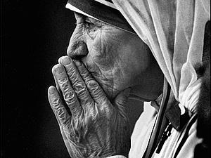 Заповеди Матери Терезы | Ярмарка Мастеров - ручная работа, handmade