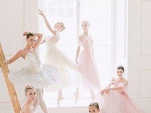 Мои украшения на балеринах! | Ярмарка Мастеров - ручная работа, handmade