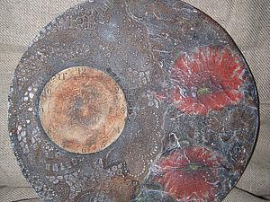 Имитация камня на панно   Ярмарка Мастеров - ручная работа, handmade