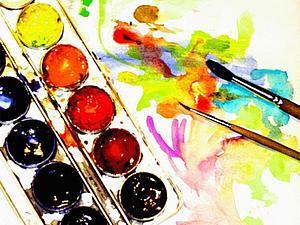 Рисование для детей)) | Ярмарка Мастеров - ручная работа, handmade