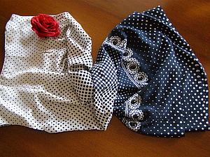 Платье из крепдешина. Преодоление трудностей. | Ярмарка Мастеров - ручная работа, handmade