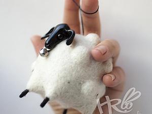 Стадо овечек | Ярмарка Мастеров - ручная работа, handmade