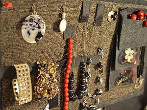 Ковролиновый органайзер для мелочей. | Ярмарка Мастеров - ручная работа, handmade