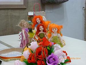 Кукольное дефиле или прощай диеты | Ярмарка Мастеров - ручная работа, handmade