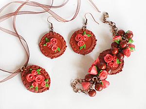 Осенняя распродажа готовых украшений | Ярмарка Мастеров - ручная работа, handmade