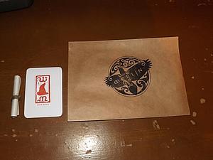 Фирменная упаковка   Ярмарка Мастеров - ручная работа, handmade