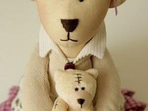 Шьем мишку Тильда. Ярмарка Мастеров - ручная работа, handmade.