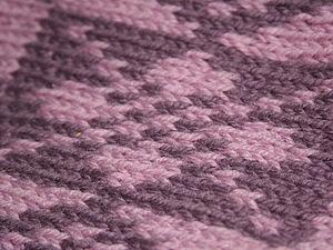 Многоцветное вязание спицами   Ярмарка Мастеров - ручная работа, handmade