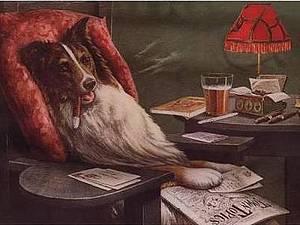 Собачья жизнь - игра | Ярмарка Мастеров - ручная работа, handmade