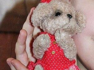 Собачка Мушка! | Ярмарка Мастеров - ручная работа, handmade