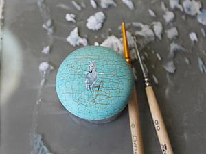 Немного о создании миниатюр на камне   Ярмарка Мастеров - ручная работа, handmade