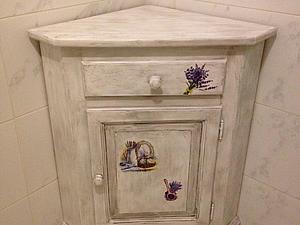 Патинируем краской деревянную мебель. Ярмарка Мастеров - ручная работа, handmade.