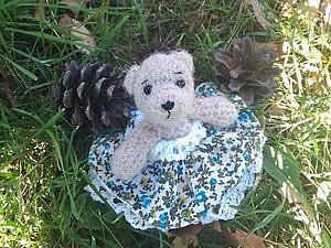 Мой маленький сказочный кукольный домик... медвежачий... | Ярмарка Мастеров - ручная работа, handmade