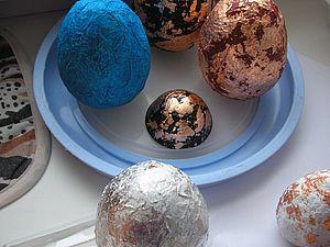 Пасхальные яйца.Заготовки для декорирования.. Ярмарка Мастеров - ручная работа, handmade.