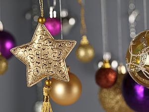Новогоднее поздравление   Ярмарка Мастеров - ручная работа, handmade
