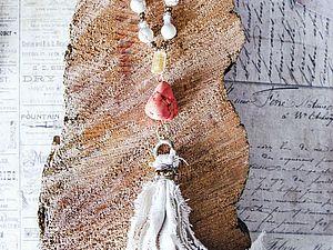 Такие модные этно-бусы: создаем украшение своими руками. Ярмарка Мастеров - ручная работа, handmade.