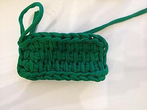 Осваиваем тунисское вязание. Ярмарка Мастеров - ручная работа, handmade.