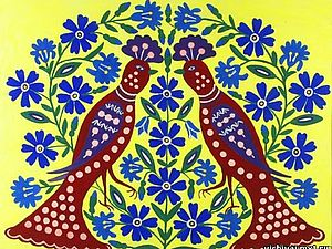 Символика славянского орнамента. Птицы. Ярмарка Мастеров - ручная работа, handmade.