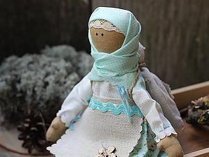 Шьем куколку «Последние травы...». Ярмарка Мастеров - ручная работа, handmade.