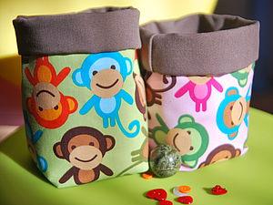 Шьем Туески для Хранения Мелких игрушек... | Ярмарка Мастеров - ручная работа, handmade