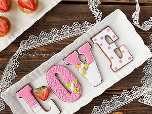 Love cookies :) | Ярмарка Мастеров - ручная работа, handmade