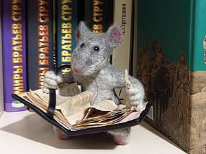 Новогодние мыши. Заказ со скидкой 30% | Ярмарка Мастеров - ручная работа, handmade