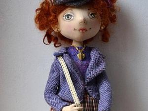 Новый мк- шарнирная кукла! | Ярмарка Мастеров - ручная работа, handmade