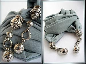 Распродажа шарфиков их старой коллекции!!! | Ярмарка Мастеров - ручная работа, handmade