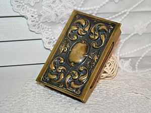 Из истории спичечницы: футляр для спичек как произведение искусства. Ярмарка Мастеров - ручная работа, handmade.