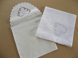 Упаковка для столовых салфеток | Ярмарка Мастеров - ручная работа, handmade