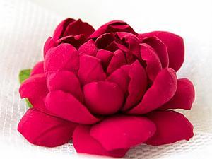 Только для вас цветочные украшения со скидкой 20%   Ярмарка Мастеров - ручная работа, handmade