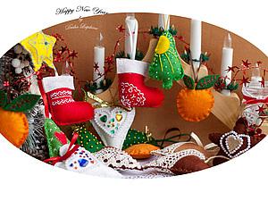 Готовьтесь к Новогодним праздникам заранее! | Ярмарка Мастеров - ручная работа, handmade