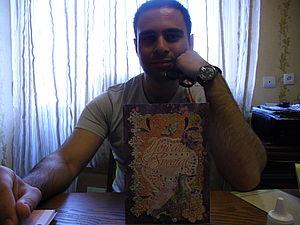Мастер-класс от мужчин: винтажная открытка своими руками. Ярмарка Мастеров - ручная работа, handmade.