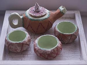 Рождение чайного квартета