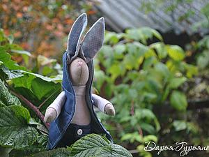 Мои зайцы   Ярмарка Мастеров - ручная работа, handmade