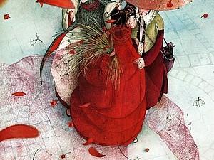 Живопись для детей. Иллюстрации для детской литературы Ребекки Дотремер (Rebecca Dautremer) | Ярмарка Мастеров - ручная работа, handmade