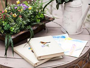 Чудесный блокнотик от Kolibri book   Ярмарка Мастеров - ручная работа, handmade