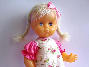 «Из страшила в красавицу» — новая жизнь старой куклы. Ярмарка Мастеров - ручная работа, handmade.