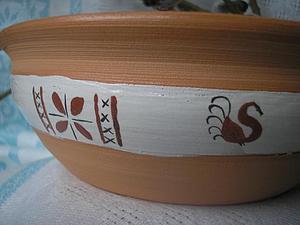 Несколько строк о мезенской росписи | Ярмарка Мастеров - ручная работа, handmade