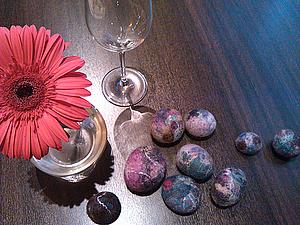 Валяные камушки своими руками: мастер-класс. Ярмарка Мастеров - ручная работа, handmade.