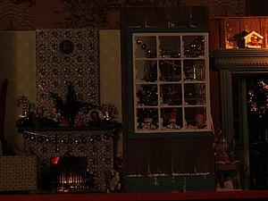 Кукольный домик, подключаем свет, масштаб 1:12. Ярмарка Мастеров - ручная работа, handmade.