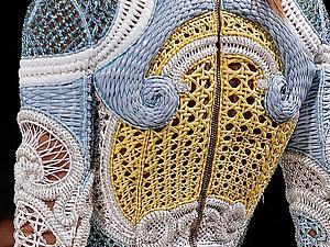 Плетение в летней моде | Ярмарка Мастеров - ручная работа, handmade