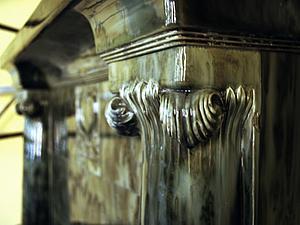 Реставрация старинных каминов в Доме Верстовского (посольство Исландии в Москве) | Ярмарка Мастеров - ручная работа, handmade