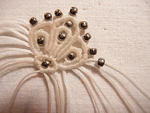 Плетем серьги в технике микро-макраме. Часть 2. Ярмарка Мастеров - ручная работа, handmade.
