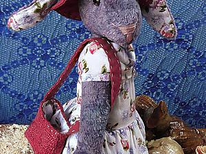 плюшевая Раиса | Ярмарка Мастеров - ручная работа, handmade