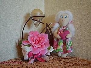 Мастер-класс по игрушке Феечка | Ярмарка Мастеров - ручная работа, handmade