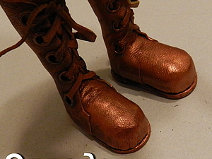 МК изготовления кукольной обуви (без колодки). | Ярмарка Мастеров - ручная работа, handmade