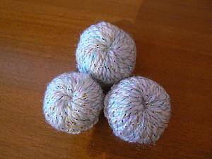 Вязание пуговиц